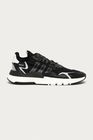 adidas Originals - Topánky Nite Jogger pánské čierna 46