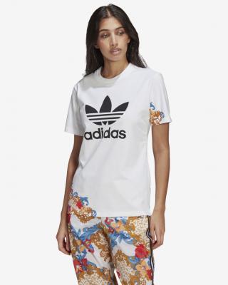 adidas Originals Tričko Biela dámské 40