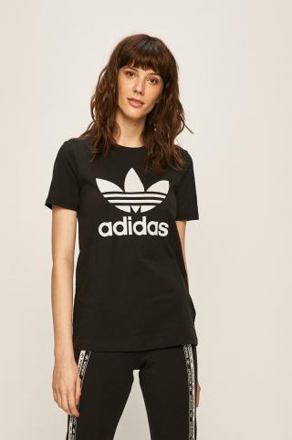 adidas Originals - Tričko dámské čierna 36