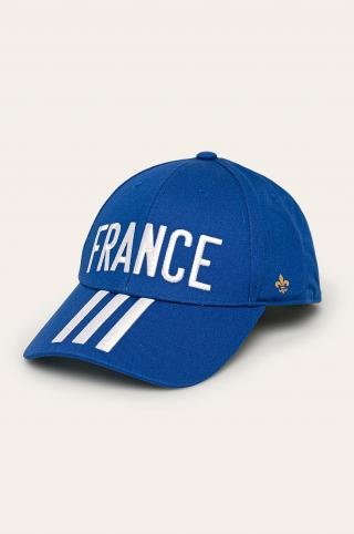 adidas Performance - Čiapka pánské modrá ONE SIZE