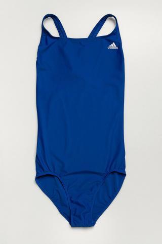 adidas Performance - Detské plavky 110-170 cm modrá 170