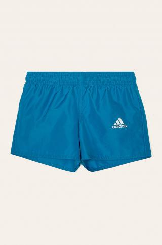 adidas Performance - Detské plavky 116-176 cm modrá 116