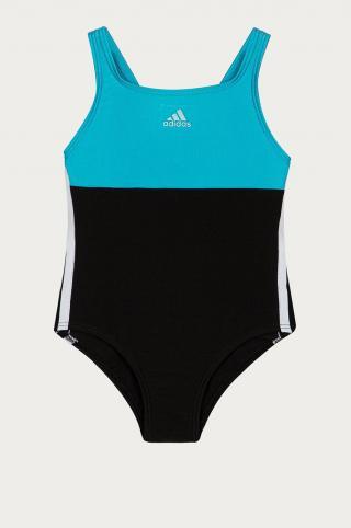 adidas Performance - Detské plavky 92-170 cm čierna 116