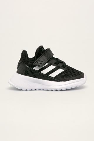 adidas Performance - Detské topánky Rapida Run čierna 20