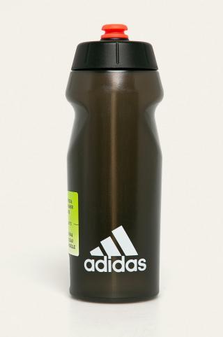 adidas Performance - Fľaša 0,5 L pánské čierna ONE SIZE