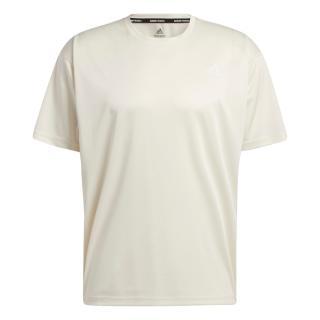 ADIDAS PERFORMANCE Funkčné tričko  biela pánské S