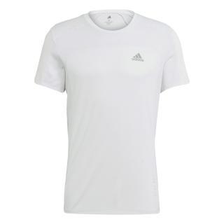 ADIDAS PERFORMANCE Funkčné tričko  biely denim pánské S
