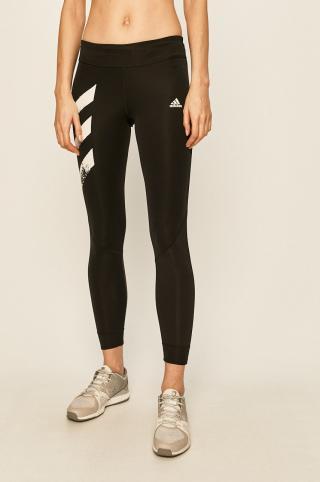 adidas Performance - Legíny dámské čierna M