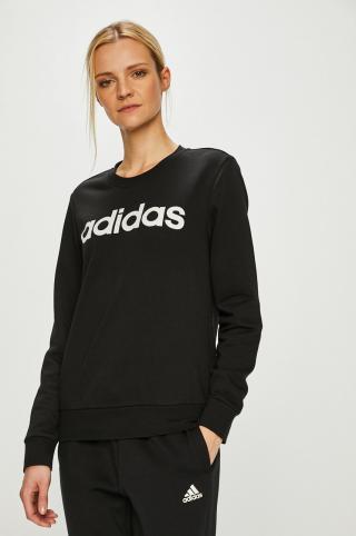 adidas Performance - Mikina dámské čierna XS