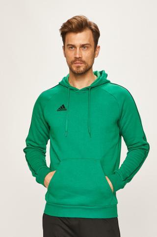 adidas Performance - Mikina pánské zelená XL