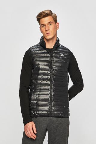 adidas Performance - Páperová vesta pánské čierna L