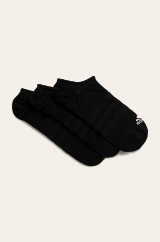 adidas Performance - Ponožky  pánské čierna L