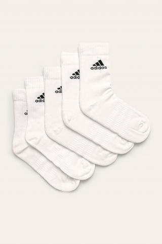 adidas Performance - Ponožky  dámské biela S