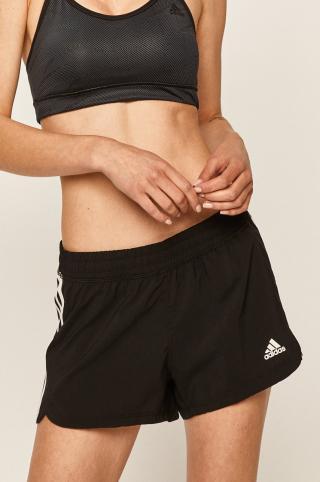 adidas Performance - Šortky dámské čierna XS