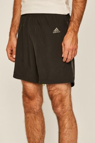 adidas Performance - Šortky pánské čierna S