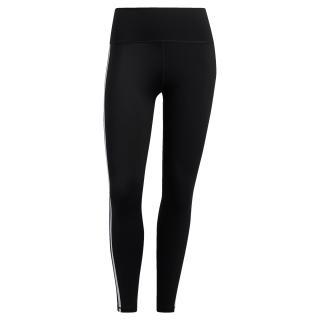 ADIDAS PERFORMANCE Športové nohavice  biela / čierna dámské XS