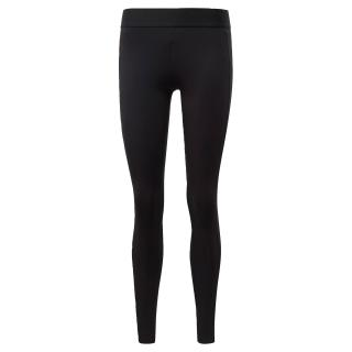 ADIDAS PERFORMANCE Športové nohavice  čierna / biela dámské XS