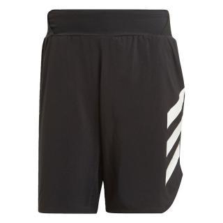 ADIDAS PERFORMANCE Športové nohavice  čierna / biela pánské S