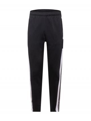 ADIDAS PERFORMANCE Športové nohavice  čierna / biela pánské XL