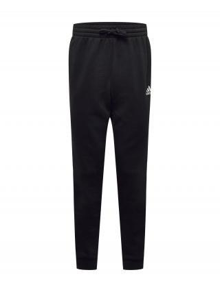 ADIDAS PERFORMANCE Športové nohavice  čierna / biela pánské XXL