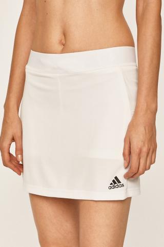 adidas Performance - Sukňa dámské biela S