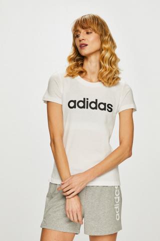 adidas Performance - Top dámské biela XS