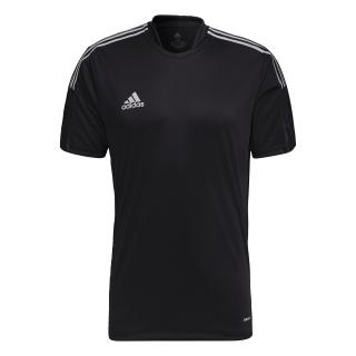 ADIDAS PERFORMANCE Tričko  čierna pánské S