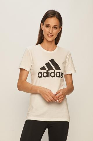 adidas Performance - Tričko dámské biela XS
