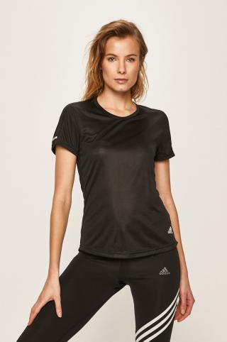 adidas Performance - Tričko dámské čierna S