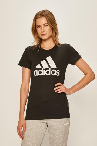 adidas Performance - Tričko dámské čierna XS