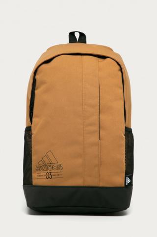 adidas - Ruksak pánské hnedá ONE SIZE