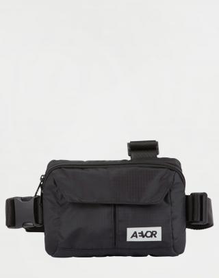 Aevor Frontpack Ripstop Black Čierna