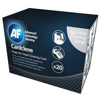 AF Cardclene - balení 20 ks