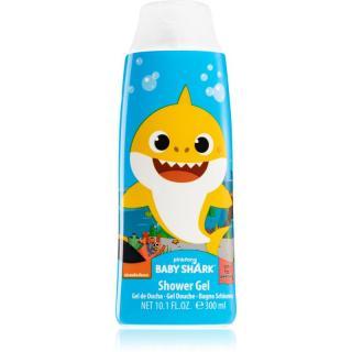 Air Val Baby Shark sprchový gél pre deti 300 ml 300 ml