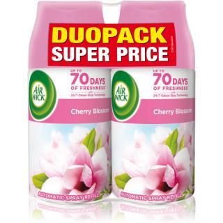 Air Wick Freshmatic Cherry Blossom osviežovač vzduchu náhradná náplň DUO 2x250 ml 2x250 ml