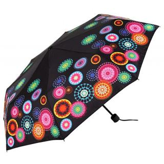 Albi Dámsky skladací dáždnik 38285 dámské viacfarebná