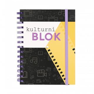 Albi Motivačný blok - Kultúrne blok 28864