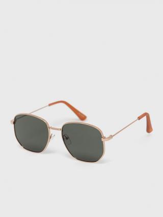 Aldo Brauss Slnečné okuliare Zlatá pánské UNI