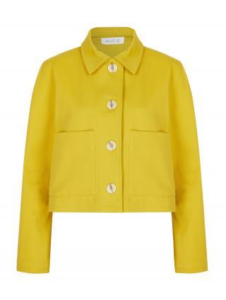Aligne Prechodná bunda Camden  žltá dámské M