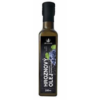 Allnature Hroznový olej 250 ml