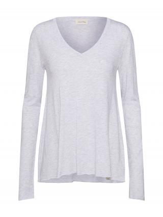 AMERICAN VINTAGE Tričko  sivá melírovaná dámské XS