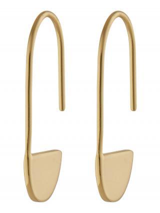 ANIA HAIE Náušnice Geometry  zlatá dámské One Size