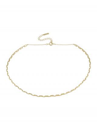 ANIA HAIE Retiazka Chain Solid  zlatá dámské One Size