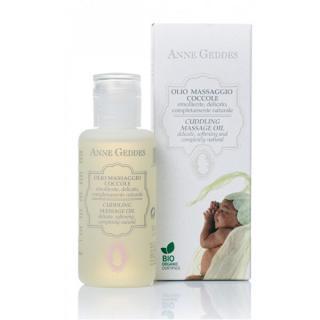 Anne Geddes Detský masážny olej 125 ml