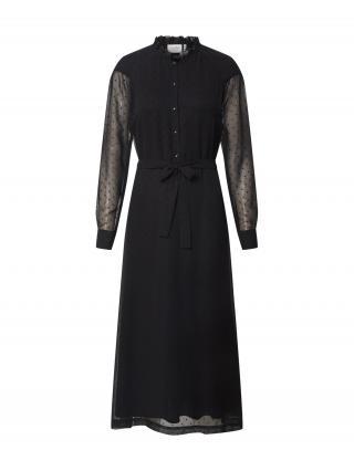 Another Label Košeľové šaty Amie  čierna dámské 34