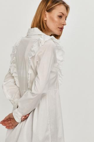Answear Lab - Košeľa dámské biela S