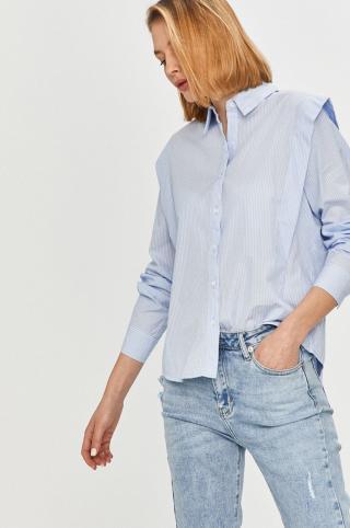 Answear Lab - Košeľa dámské modrá S
