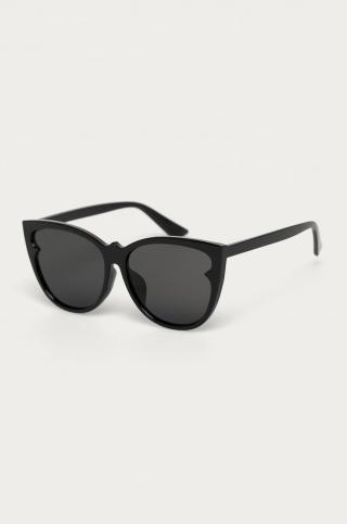 Answear Lab - Okuliare dámské čierna ONE SIZE