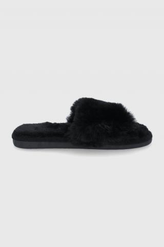 Answear Lab - Papuče dámské čierna 36/37