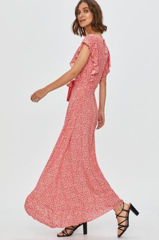 Answear Lab - Šaty dámské ružová S
